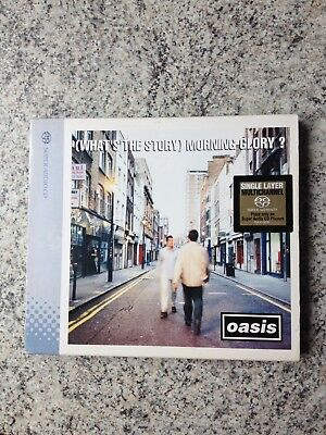 Audiophile CD SACD OASIS ( What's The Story ) Morning Glory?