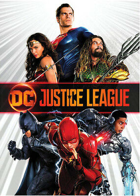 Justice League (REGION 1 DVD New)