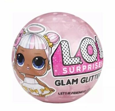 New LOL Surprise Glam Glitter Series 2 Wave 1 Doll Sister Mystery HTF Hot Toy