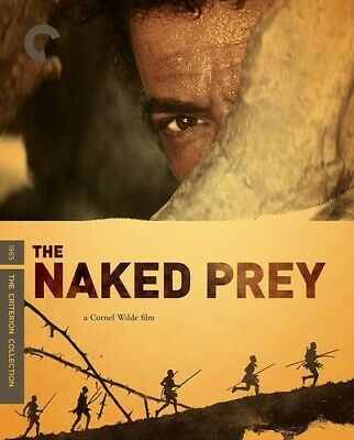 Criterion Coll: Naked Prey (REGION A Blu-ray New)