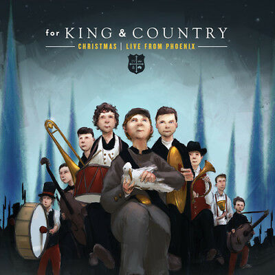For King & Country - For King & Country Christmas - Live From Phoenix [CD New]