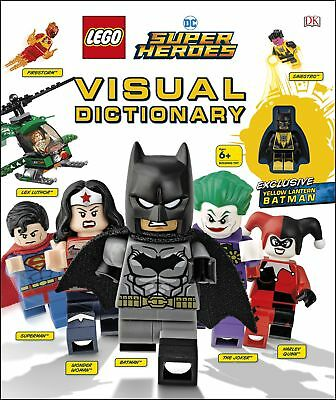 LEGO DC Super Heroes Visual Dictionary, Elizabeth Dowsett