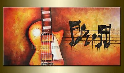 CHENPAT258 big music art 100% hand-painted decor art oil painting on  canvas