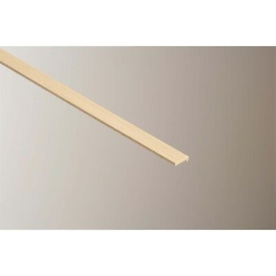 Cheshire Mouldings Hockey Stick Light Harwood, 6 x 21mm x 2.4m
