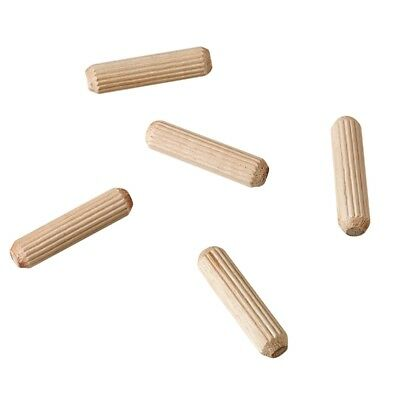 Supafix Wooden Dowels, M10 x 40mm