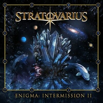 Stratovarius - Enigma-Intermission 2 Vinyl LP (2) earMUSIC NEU