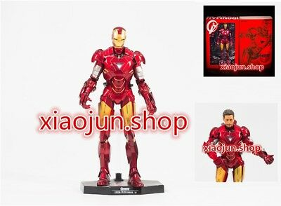 HC Toy The Avengers  Iron Man MK6  Limited Edition 28CM New In Box