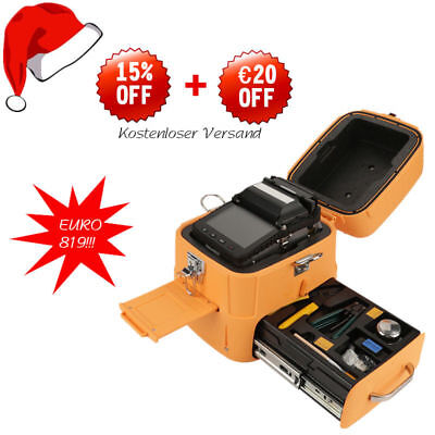 Ai8 Spleißgerät Fiber Optic Welding Machine Optical Fiber Fusion Splicer Set