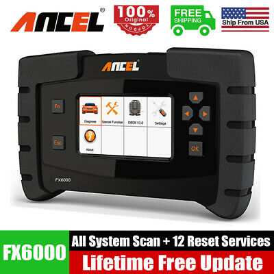 UCANDAS VDM V3.9 Wifi OBD2 Diagnostic Tool Scanner Full System Multi-Languages