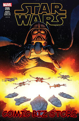 Star Wars #55 (2018) 1St Printing Bagged & Boarded Marvel Comics