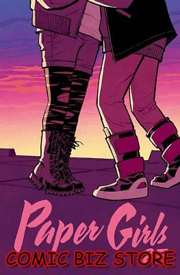 Paper Girls #25 (2018) 1St Printing Bagged & Boarded Image Comics