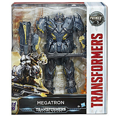 Transformers The Last Knight Premier Edition Leader Class MEGATRON by Hasbro