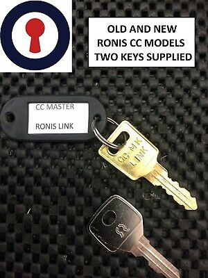 Master key Ronis and Link Lockers, WSS CC Series Desk, Cabinet, Lockers 1st P&P