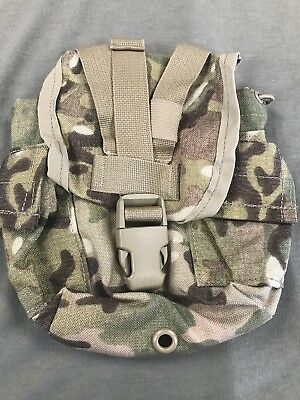 MULTICAM MOLLE  Canteen Cover / GP Pouch USGI
