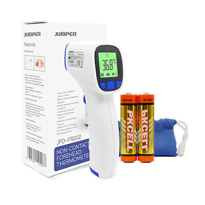 FR202 Digital Professional Infrared Baby Thermometer with Instant Reading