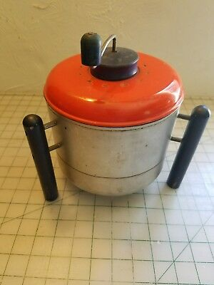 Vintage Electric Popcorn Popper U.S. Manufacturing Corp. Tested Does Work