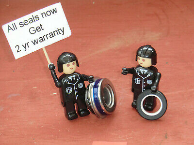 Mechanical Water Pump Seal Kawasaki Gpz900R Ninja A1-A6 1984-93 B99B:g730