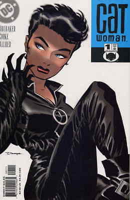 CATWOMAN #1, Darwyn COOKE Cover, Nice! NM New (2002) DC