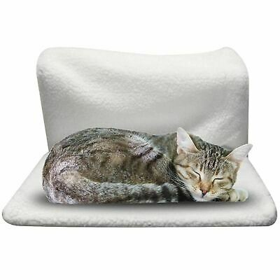 Cat Dog Radiator Bed Warm Fleece Beds Basket Cradle Hammock Animal Puppy Pet New