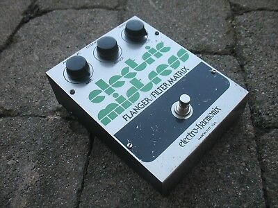 1976 Electro Harmonix Electric Mistress Flanger / Filter Matrix V2 EH-5200