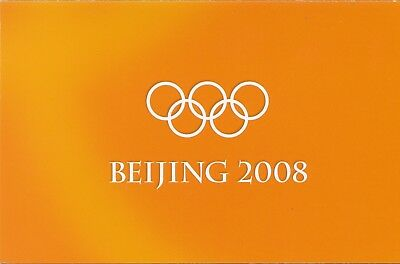Australian Stamps: 2008 Beijing Olympics - Post Office Pack