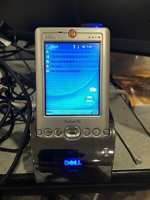Dell Axim X30 Pocket PC PDA 624 MHz, 64MB,  GPS, Cradle Very Clean