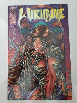 Witchblade #8 (1996) Image Comics 1St Print! Red Hot Michael Turner Art! Nm
