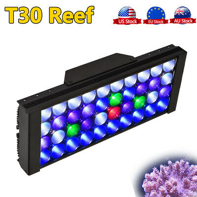 LED Aquarium Light Reef Lighting Full Spectrum Marine Reef Coral Dimmable Lights