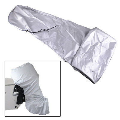 Waterproof Oxford Fabric Outboard Full Body Engine Cover Bag For Boat Motor