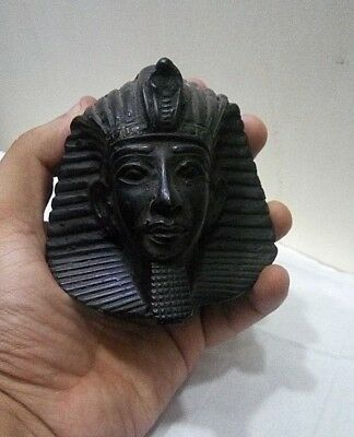 RARE ANCIENT EGYPTIAN ANTIQUE RAMSES Head 1279-1213 BC
