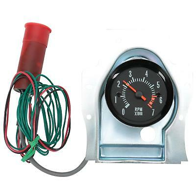 Shiftworks S513 Clock to Tachometer Conversion, 1969 Chevelle