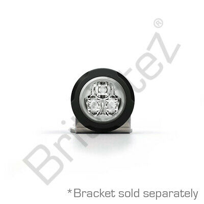 Axixtech UR03, Recess LED, 3 LED, Covert Fend-Off/Grille, AMBER, 5 Year Warranty