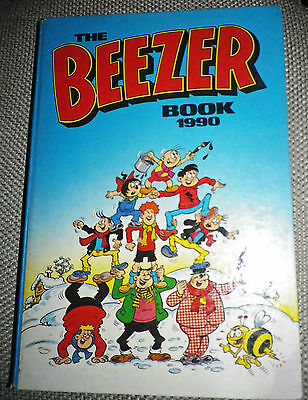 The Beezer Book Annual 1990