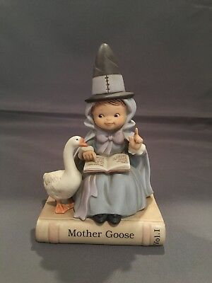 """Once Upon A Fairy Tale """"Mother Goose"""" Figurine"""