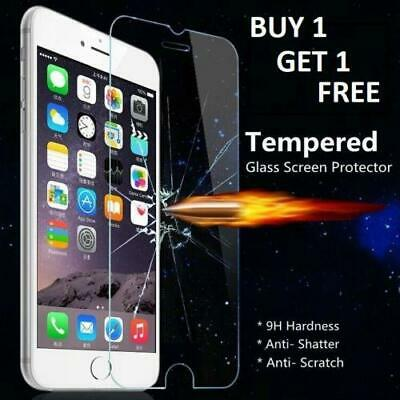 For Apple IPhone 8 -100% Genuine Tempered Glass Film Screen Protector