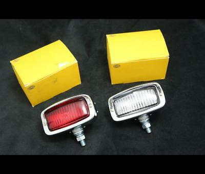 Hella rear foglight stoplight brakelight backup light vw oval bug split window