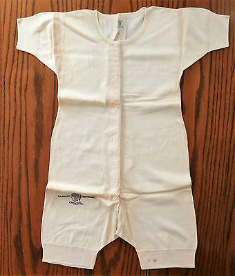 Vintage combinations MINERVA womens UNUSED 1910s to 1920 underwear union suit