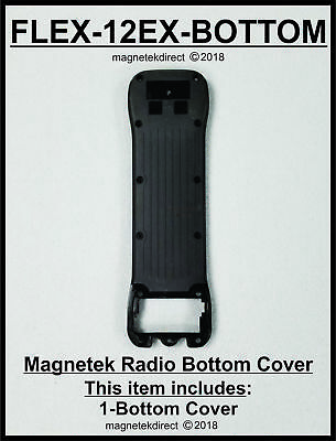 Magnetek Flex 12EX -BOTTOM back bottom cover - radio remote control transmitter