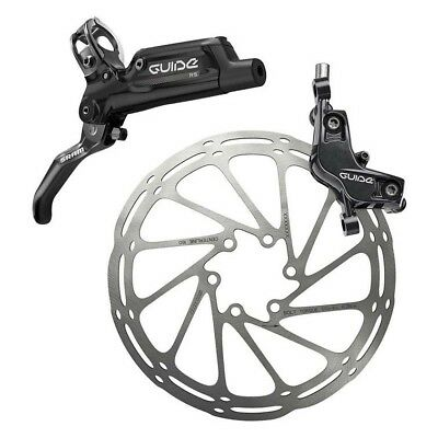 Sram Guide Rs Rear Black , Freni Sram , ciclismo , Componenti
