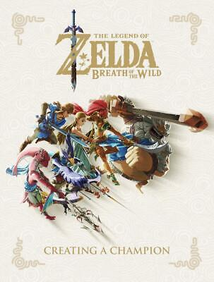 The Legend Of Zelda: Breath Of The Wild - Creating A Champion by Nintendo Hardco