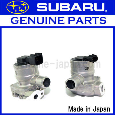 GENUINE SUBARU SECONDARY AIR SUCTION VALVE RHLHSET IMPREZA WRX STi FORESTER OEM