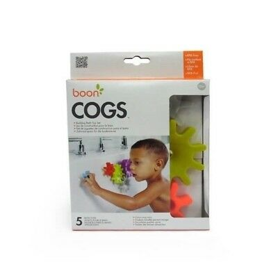 Boon Cogs Bath Toy Bath Time Suction Toy Boon Cogs Gears 5 Wheels Boon Cogs Toy