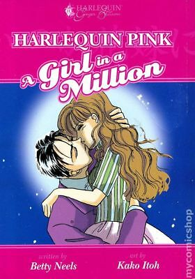 Harlequin Pink: A Girl In A Million TPB (Dark Horse) #1-1ST 2005 VG Stock Image