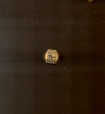 RARE 1937 Great Lakes Exposition Ring (Cleveland Ohio)