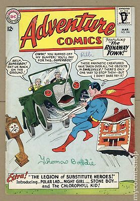Adventure Comics (1st Series) #306 1963 GD 2.0