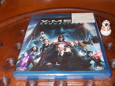 X-Men - Apocalisse  Blu-Ray ..... Nuovo