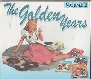 Golden Years Vol. 2, 4 CDs - New - Sealed