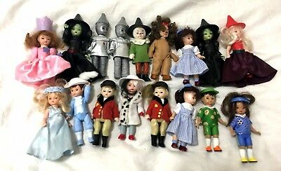 17 Madame Alexander Wizard of Oz McDonald's Dolls Lot 2008 Hard to Find