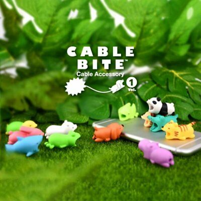 Cute Dream Cable Bite for Iphone Cable cord Animal Phone Accessory Protector