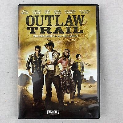 Outlaw Trail - The Treasure Of Butch Cassidy (DVD, 2007)